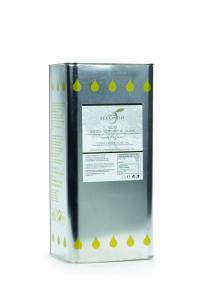 Latta da 5 litri di olio extra vergine di oliva 100 % italiano