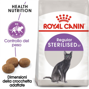 ROYAL CANIN CAT REGULAR STERILISED 37
