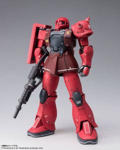 *PREORDER* GUNDAM Fix Figuration Metal Composite: MS-05S Char Aznable´s Zaku I by Bandai