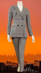 Pantalone quadri - Linea Emme - Marella