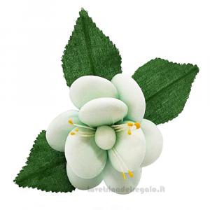 Ninfea in tulle Fiore di Confetti William Di Carlo Sulmona - Italy