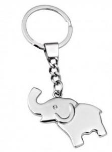 Portachiavi elefantino cm.1x4x1h