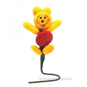 Orsetto Winnie the Pooh Allegra Fattoria Fiori di Confetti William Di Carlo Sulmona - Italy