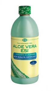ALOE VERA SUCCO COLON CLEANSE  - INTEGRATORE DEPURATIVO ESI
