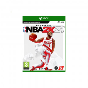 NBA 2K21 - NUOVO - XONE