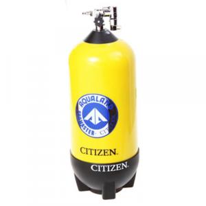 Citizen Diver's Eco Drive GMT Super Titanio BJ7111-86L