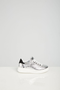 SHOPPING ON LINE ANIYE BY SNEAKERS OVER SILVER NEW COLLECTION WOMEN'S FALL WINTER 2020/2021