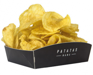 Chips di Patatine fritte - Patatas Nana