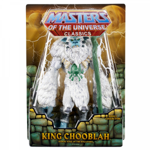 Masters of the Universe Classics: KING CHOOBLATH