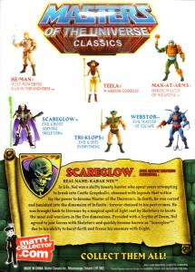 Masters of the Universe Classics: SCAREGLOW