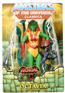 Masters of the Universe Classics: OCTAVIA