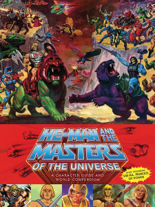 Libro: HE-MAN AND THE MASTERS OF THE UNIVERSE A CHARACTER GUIDE AND WORLD COMPENDIUM by Dark Horse