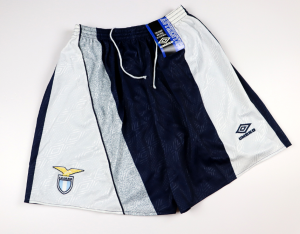 1994-95 Lazio Pantaloncini Terzi  *Nuovi