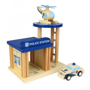 Stazione di Polizia Qpack Udeas