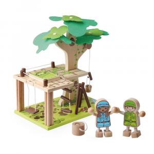 Casa sull'albero Qpack Udeas