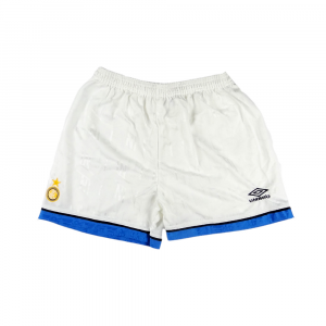 1993-95 Inter Pantaloncini Away Shorts *Nuovi