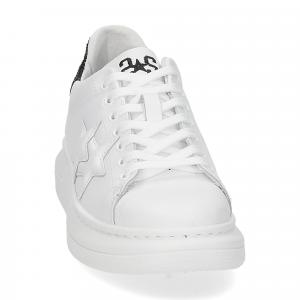 2Star 2885 sneaker bianco nero-3