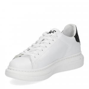 2Star 2885 sneaker bianco nero-4