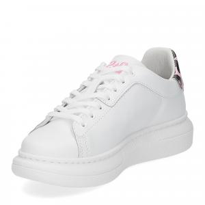 2Star Elettra 013 sneaker bianco maculato rosa-4