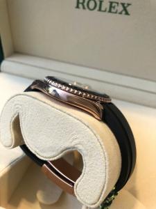 Orologio primo polso Rolex Yacht Master in oro rosa