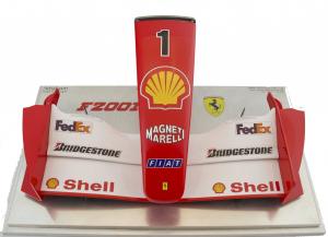 Ferrari F1 2001 Nosecone Scale 1/8