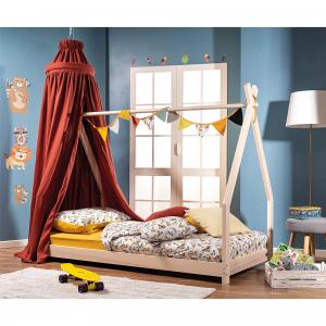 Lettino Camping completo materasso + piumino linea Junior by Picci | New