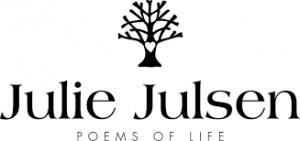 JULIE JULSEN TREE OF LIFE RETE ARGENTO ROSATO