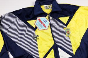 1991-93 Scozia Tuta Umbro M *Nuova