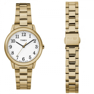 Timex Easy Reader, Gold