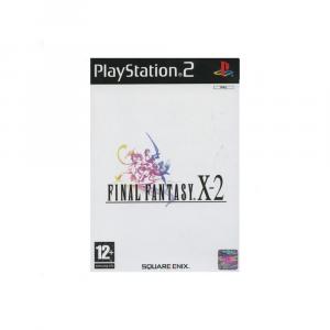 Final Fantasy X-2 - USATO - PS2