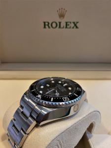 Orologio secondo polso Rolex Sea-Dweller Deepsea