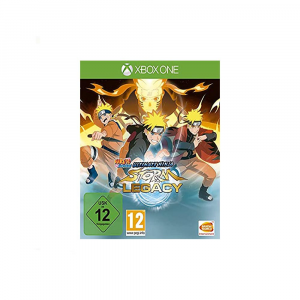Naruto: Ultimate Ninja Storm Legacy - USATO - XONE