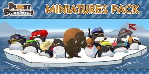 Plucky Penguins Miniature Set