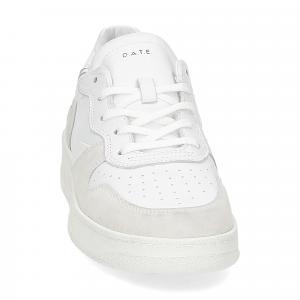 D.A.T.E. Court calf white vintage-3