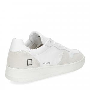 D.A.T.E. Court calf white vintage-5