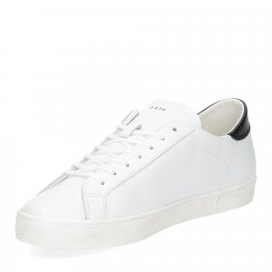 D.A.T.E. Hill low calf white black-4