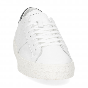 D.A.T.E. Hill low vintage calf white black-3