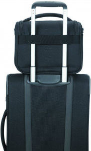 SAMSONITE Spark SNG Beauty Case da viaggio, 29 cm, 14,5 liters Nero