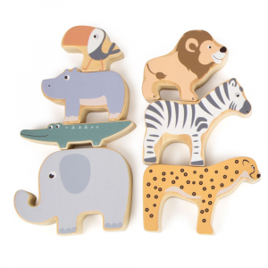 Animali da accatastare Safari