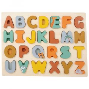 Puzzle ad incastro ABC Safari