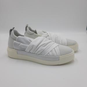 Sneakers lycra bianca Vic Matiè