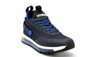 Sneaker fondo trasparente