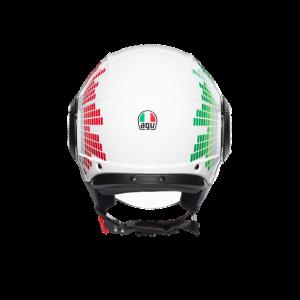Casco AGV Orbyt Ginza White/Italy