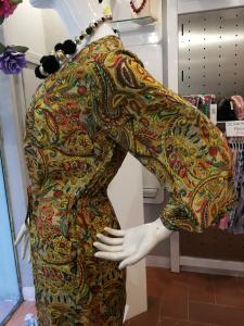 Abito corto taglia 38/44 | Abbigliamento donna hippie chic
