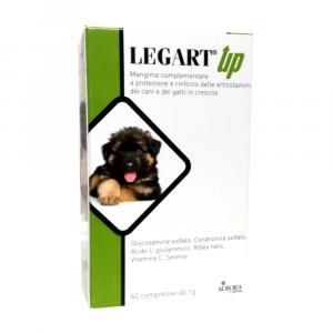 LEGART UP 60 compresse -   condroprotettore per cuccioli