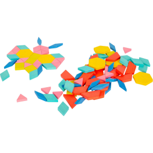 Mosaico tangram set XL