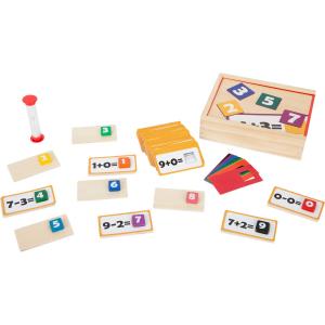 Gioco didattico Puzzle in legno Matematica