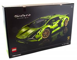 Lego Technic Lamborghini Sian FKP 37 scala 1/8