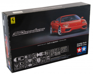 Ferrari 360 Modena 1/24 Scale KIT