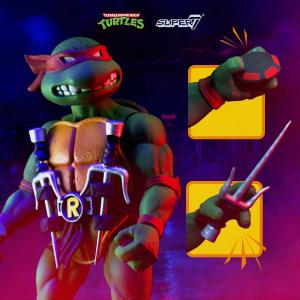 Teenage Mutant Ninja Turtles: Ultimates Action Figure RAFFAELLO by Super 7